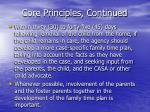 core principles continued7