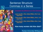 sentence structure commas in a series21