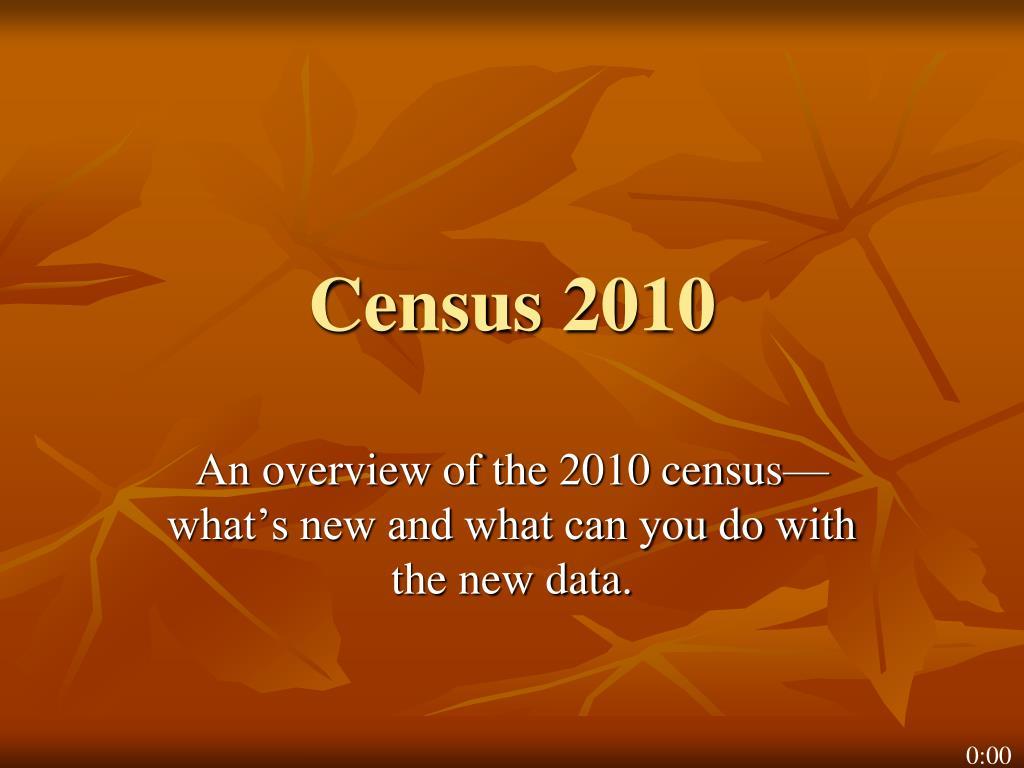 census 2010 l.