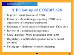 9 follow up of com 07 628