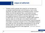 sigue el editorial88