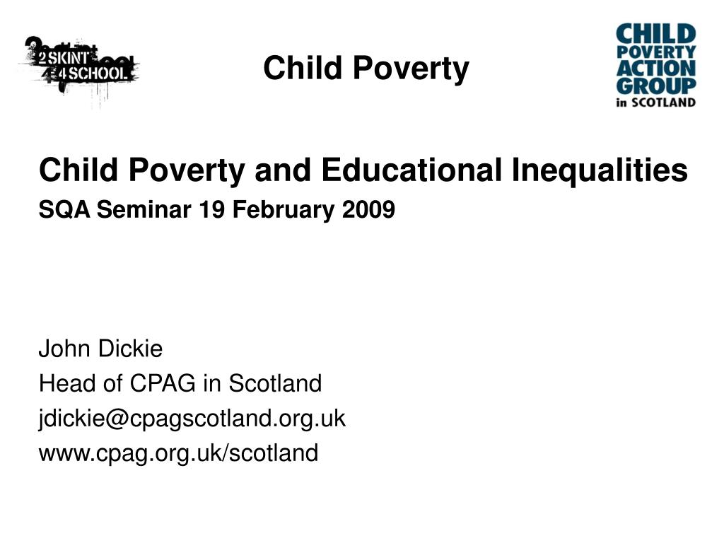 child poverty l.