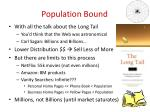 population bound