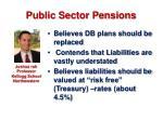 public sector pensions23