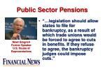 public sector pensions30