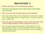 about the earth 2