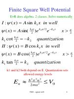 finite square well potential4