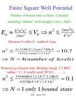 finite square well potential5