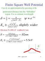 finite square well potential6