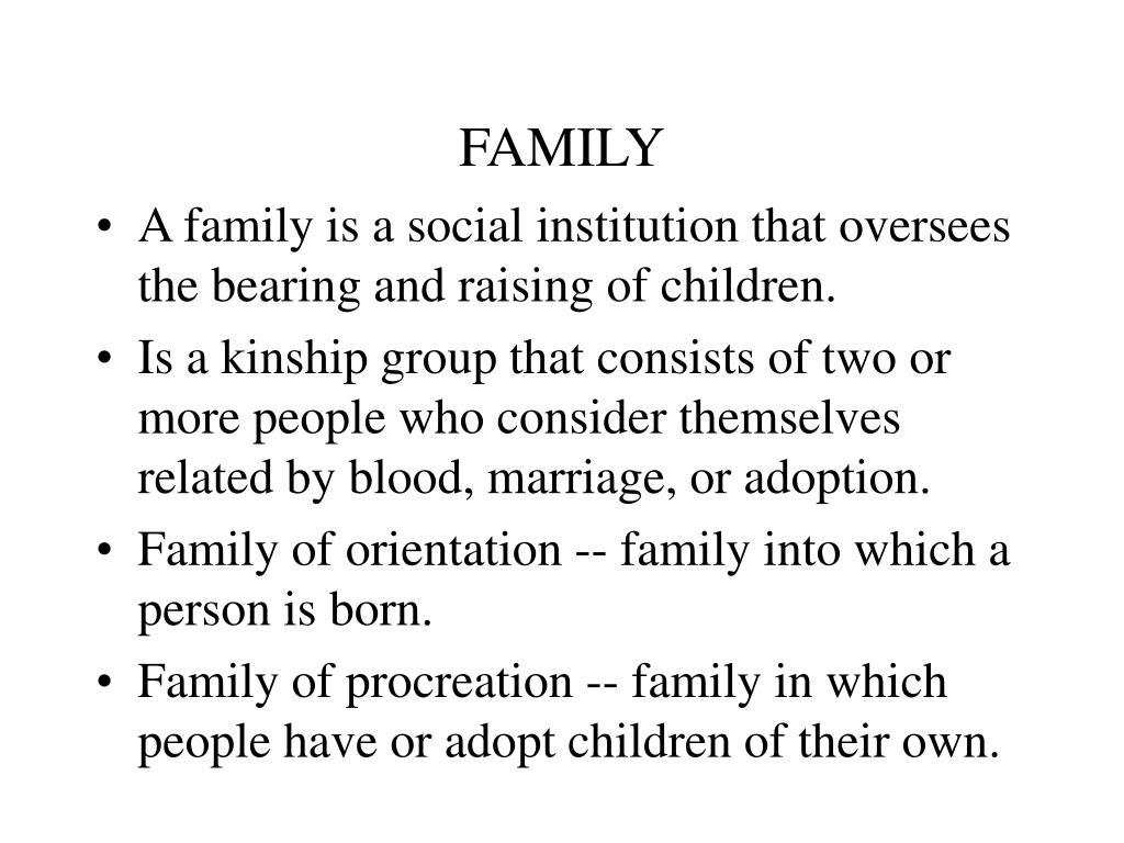 family l.