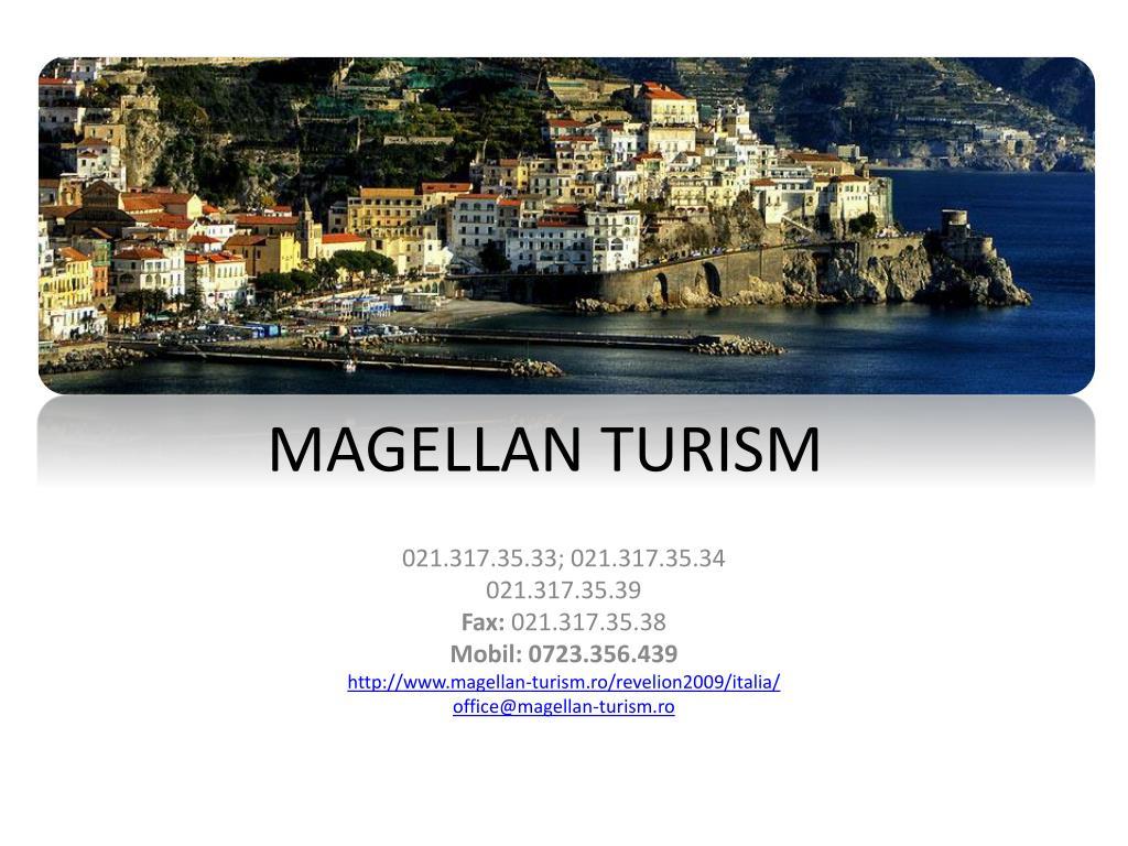 magellan turism l.
