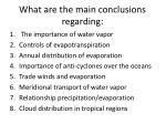 what are the main conclusions regarding