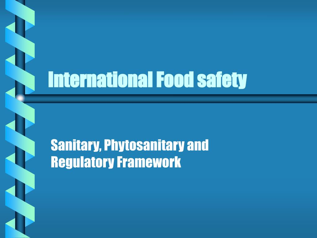 international food safety l.