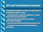 sps and transitional economies