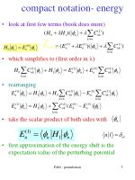 compact notation energy