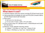 cape town broadband infrastructure project what does it cost