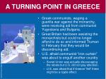 a turning point in greece