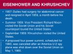 eisenhower and khrushchev59