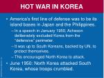 hot war in korea33