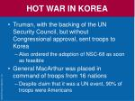 hot war in korea35
