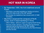 hot war in korea36
