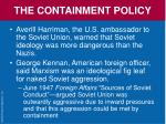 the containment policy7