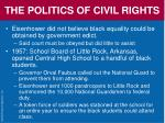 the politics of civil rights67