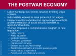the postwar economy3