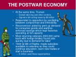 the postwar economy4