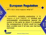 european regulation6