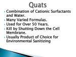 quats