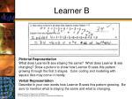 learner b