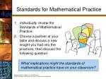 standards for mathematical practice6