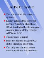 atp pcr system