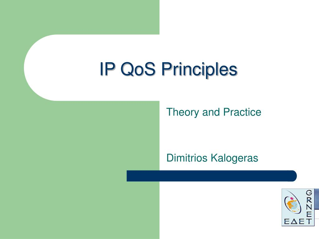 ip qos principles l.
