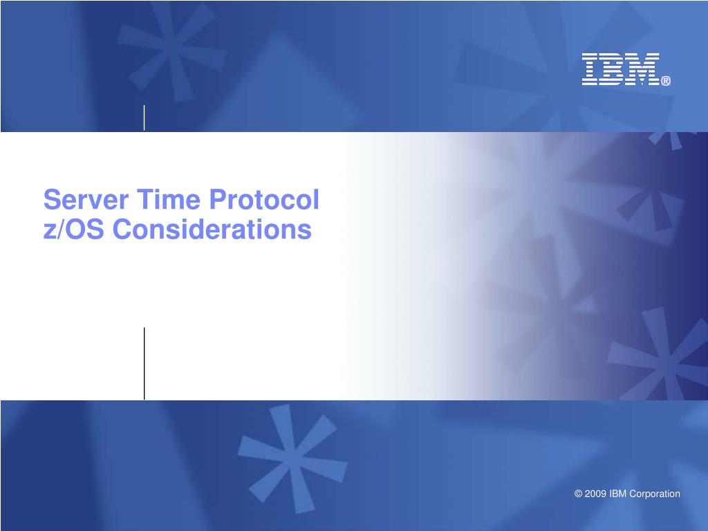 server time protocol z os considerations l.
