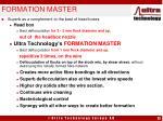 formation master23