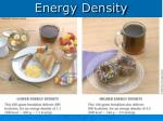 energy density27