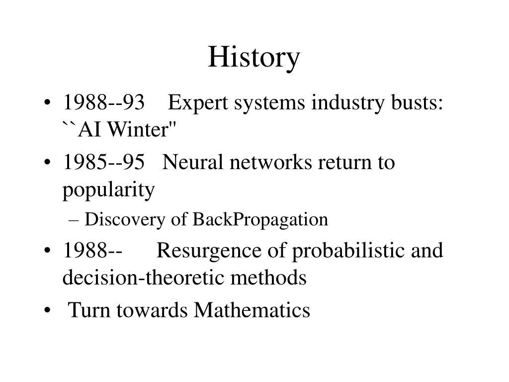 Ppt - Artificial Intelligence Powerpoint Presentation