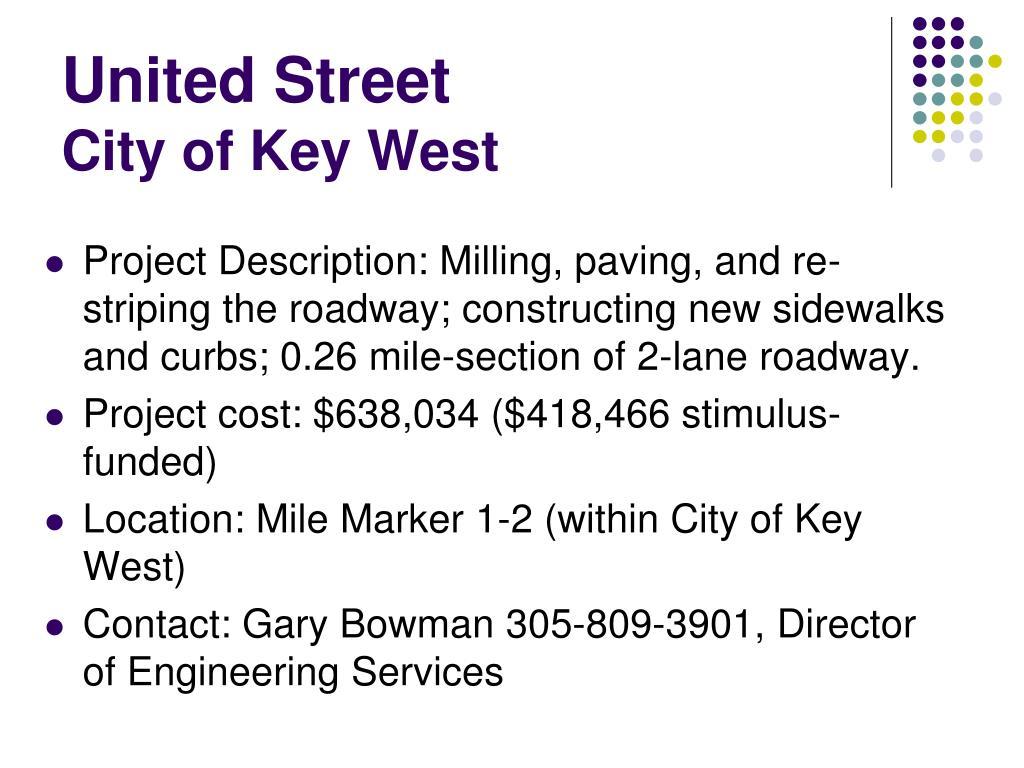 United Street