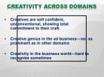 creativity across domains5