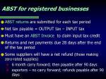 abst for registered businesses8