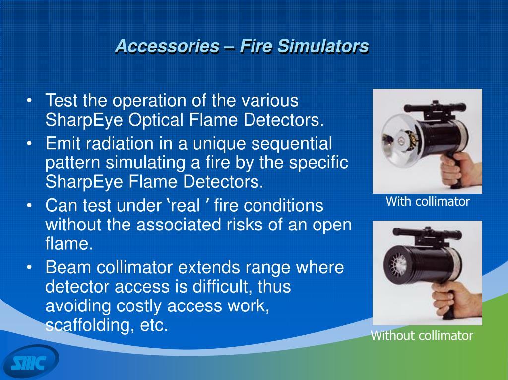 Accessories – Fire Simulators