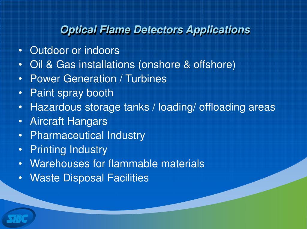 Optical Flame