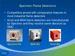 spectrex flame detectors5