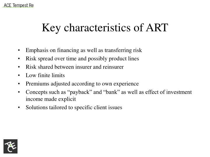 Characteristics Of Line In Art : Ppt non traditional solutions for liability exposures