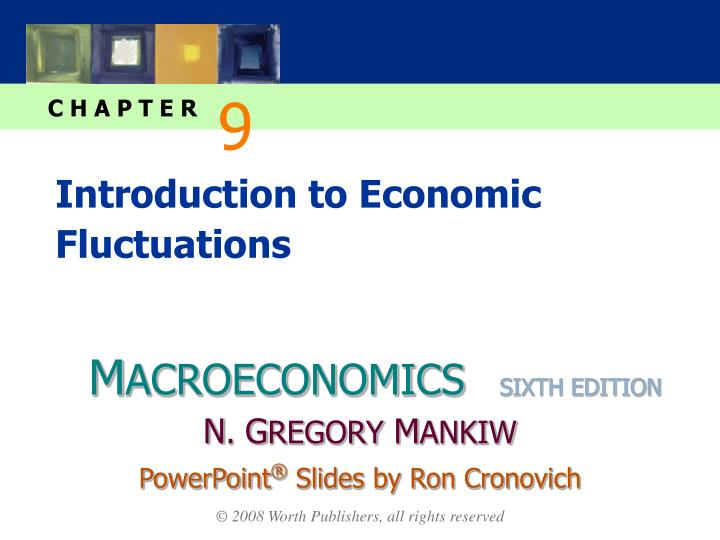 introduction to economic fluctuations n.