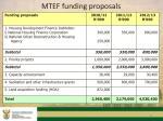 mtef funding proposals25