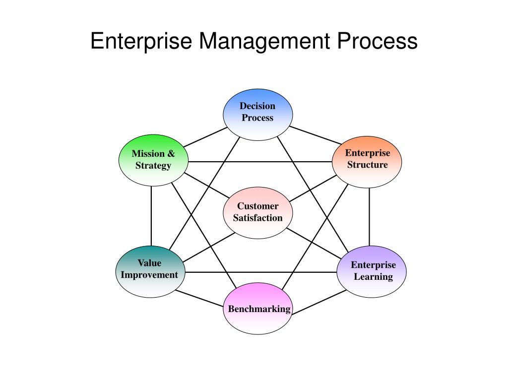 Enterprise Management Process