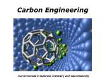 carbon engineering